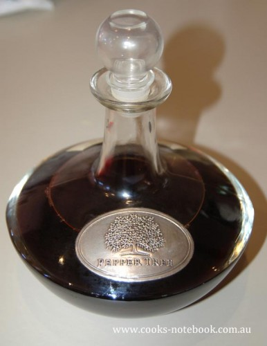 Peppertree Wines liqueur muscat