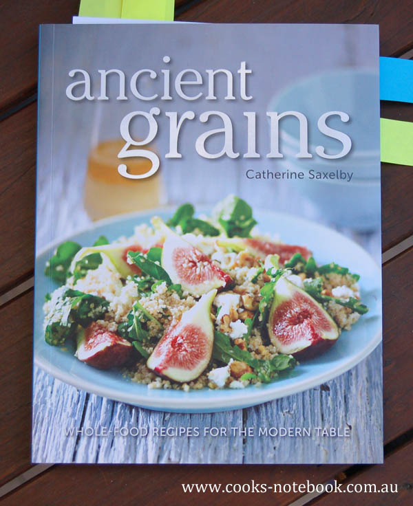 Cookbook review – Ancient Grains