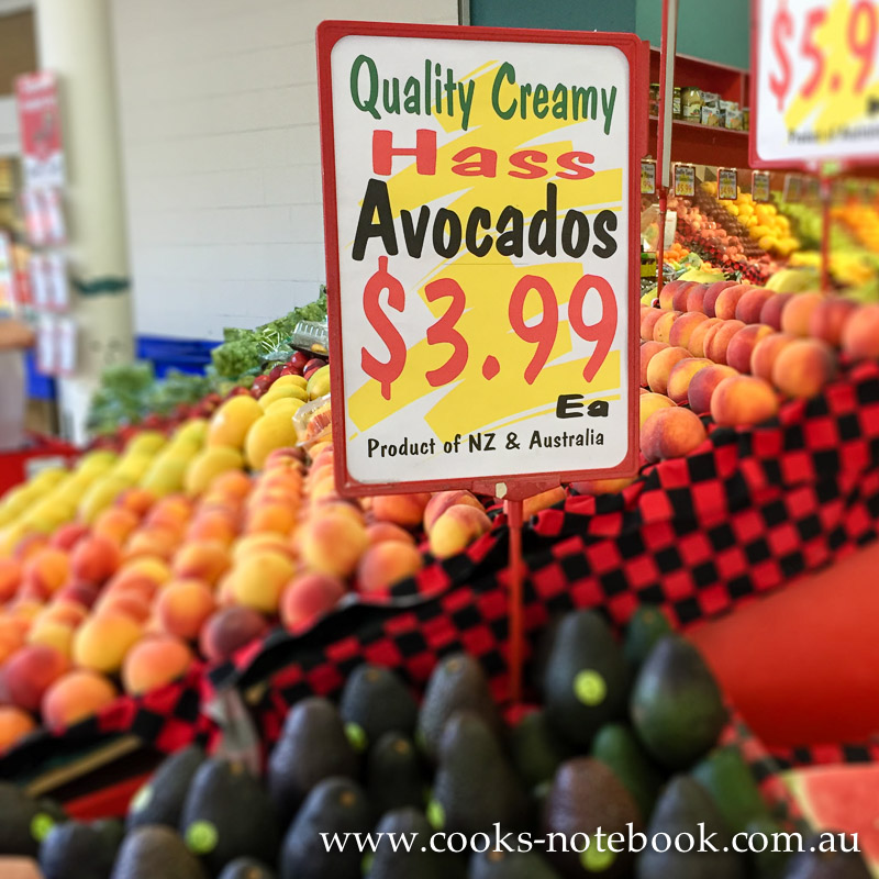 Avocado – beyond the price of purchase
