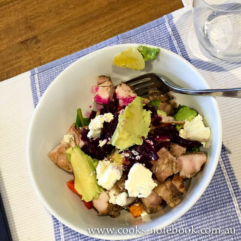 """Salad bowls – a """"recipe"""""""
