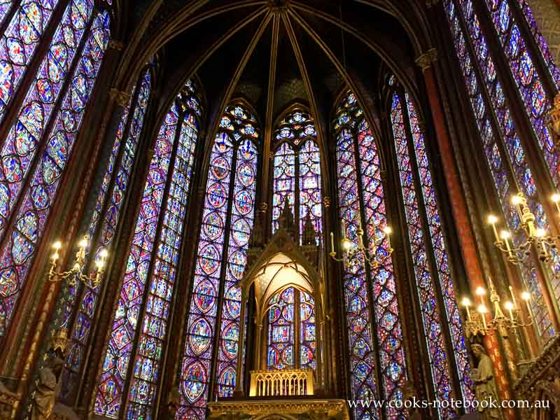 An Easter concert – Sainte-Chapelle, Paris