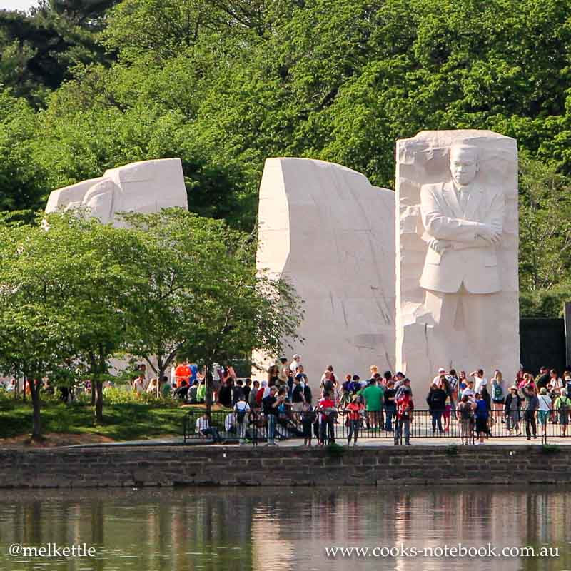 Martin Luther King Jr. Memorial, Washington DC