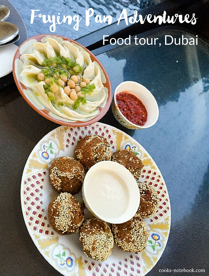 Frying Pan Adventures food tour, Dubai
