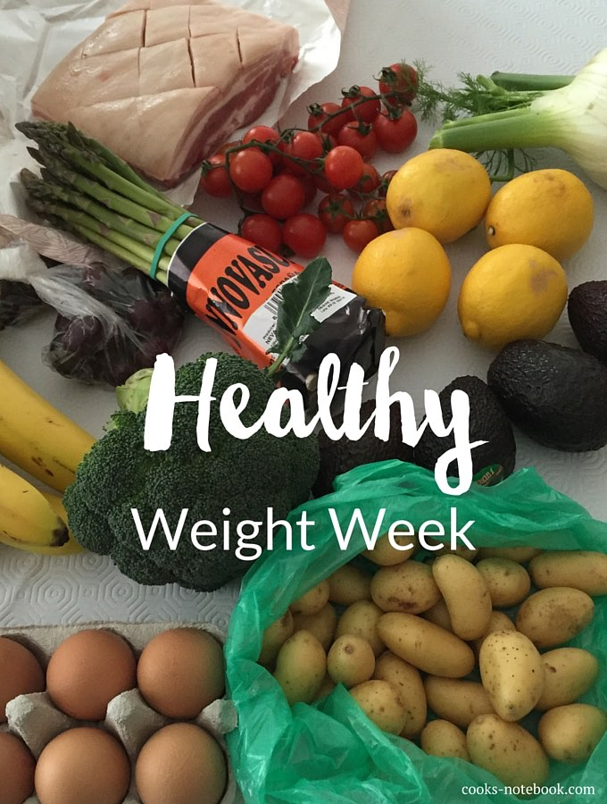 Healthy Weight Week 15-22 Feb 2016