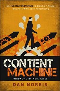 Content Machine Dan Norris