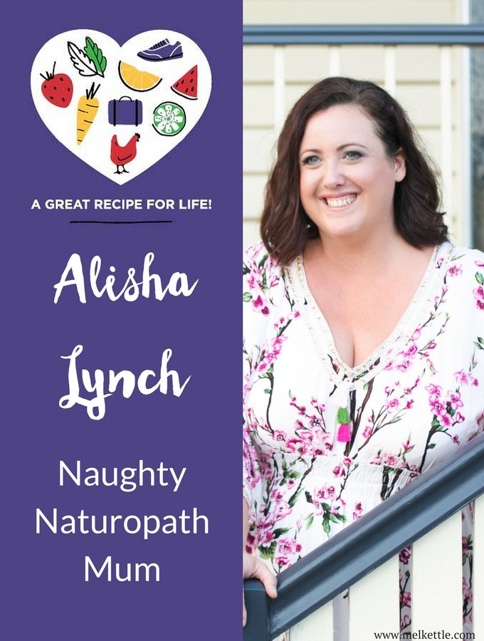Alisha Lynch – Naughty Naturopath Mum