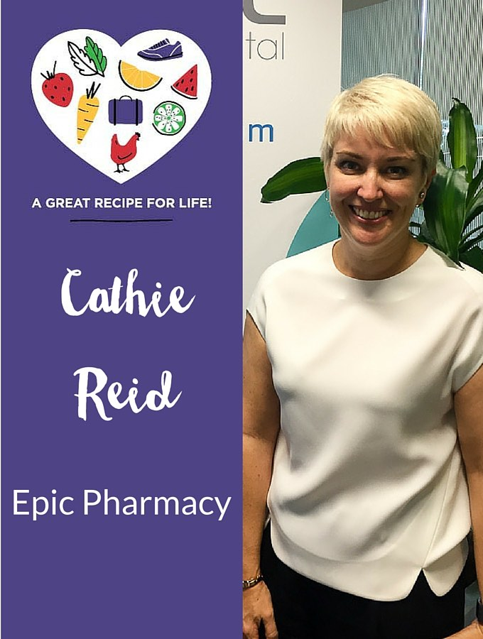 Cathie Reid, Epic Pharmacy