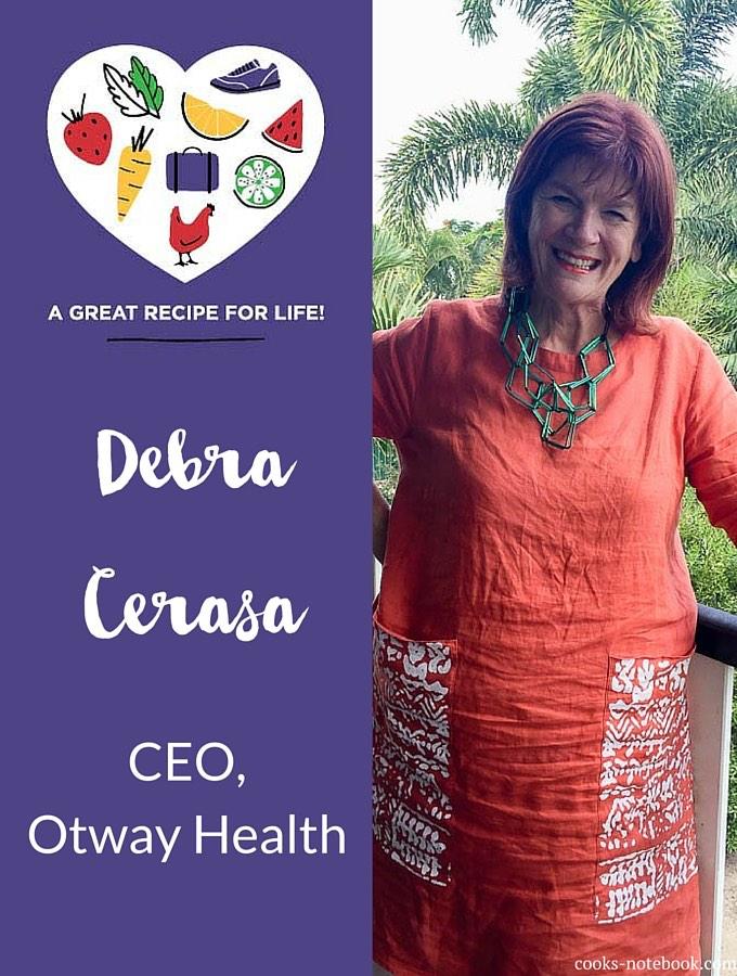 Debra Cerasa, CEO Otway Health