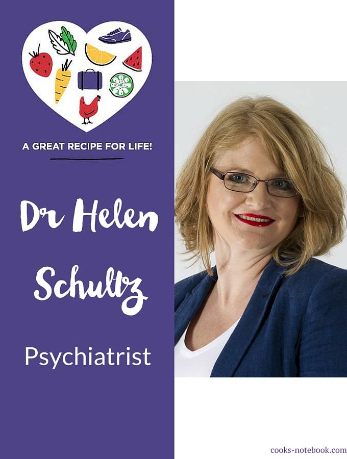 Dr Helen Schultz, Psychiatrist