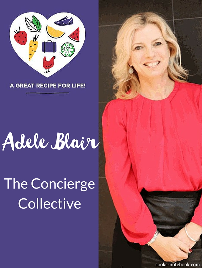 Adele Blair, The Concierge Collective