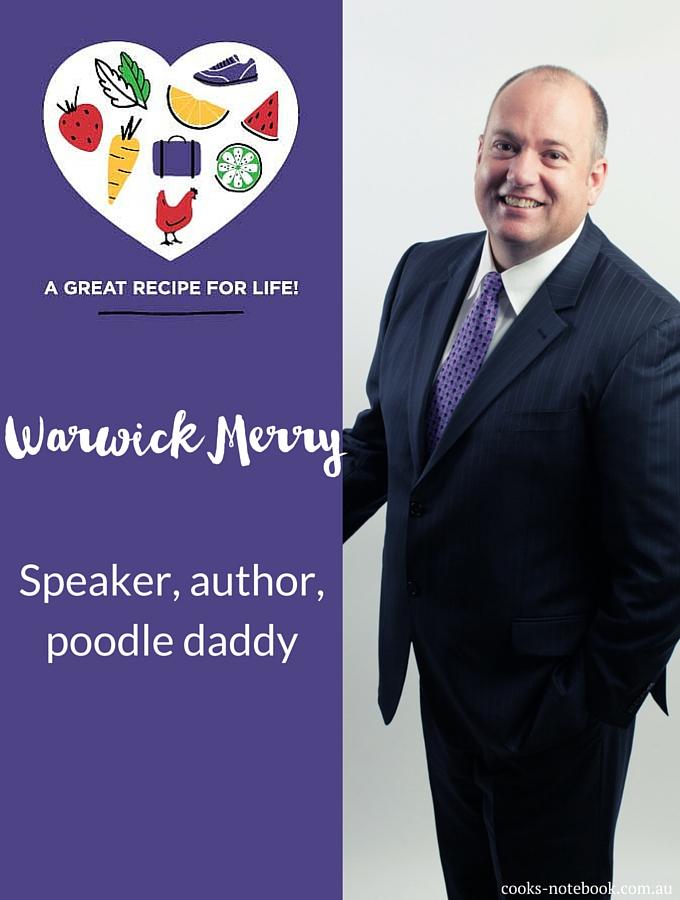 Warwick Merry, professional speaker