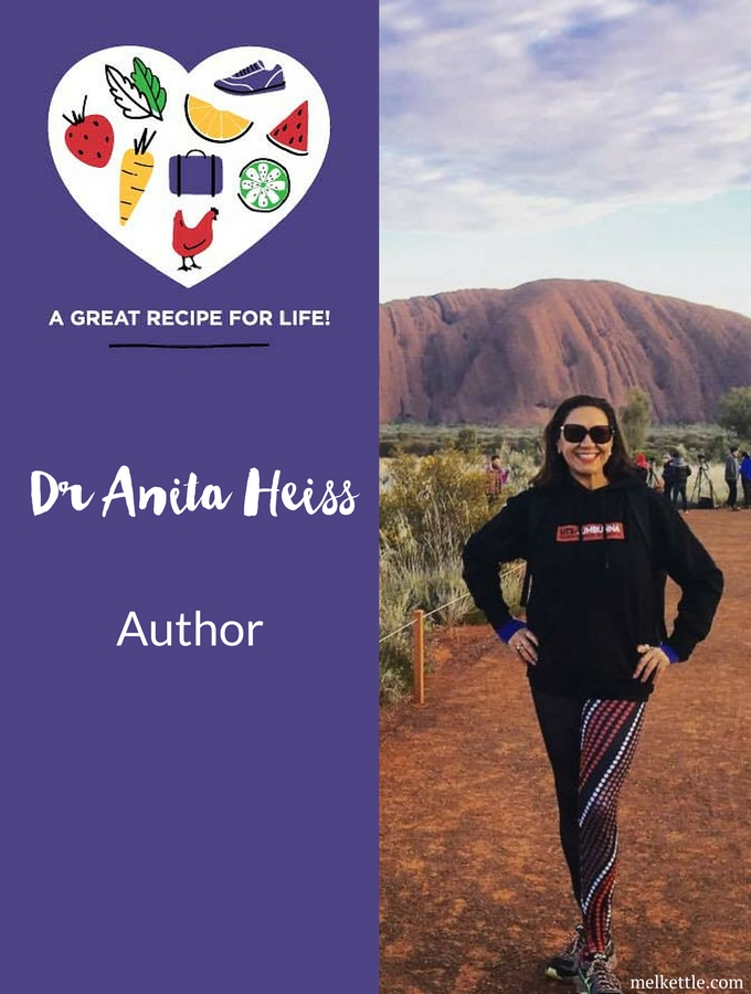 Dr Anita Heiss, author