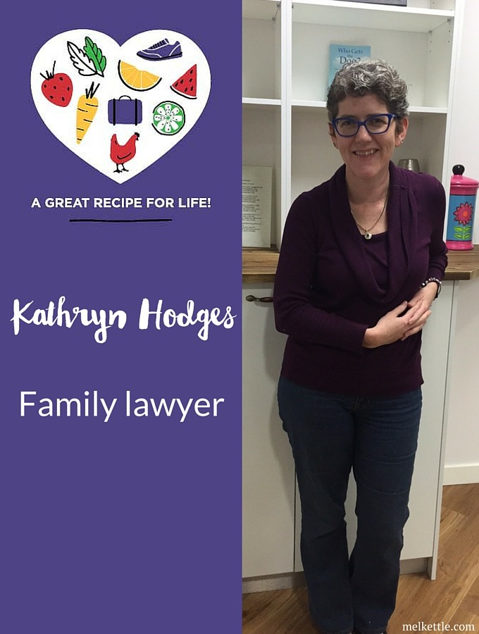 Kathryn Hodges, family lawyer