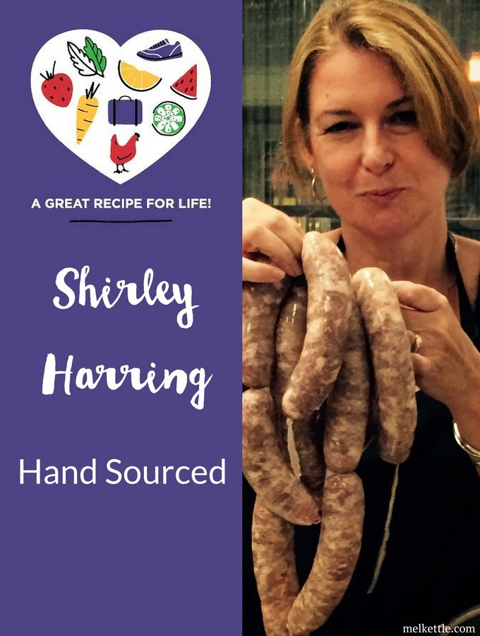 Shirley Harring, Hand Sourced