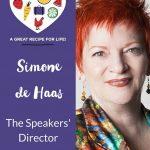 Simone de Haas